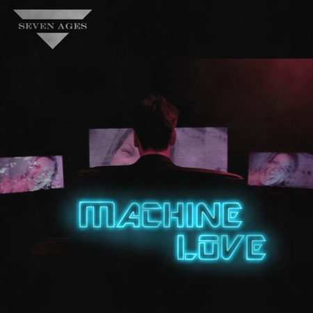 Jaquette officielle Machine Love